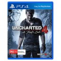 Game PS4 Uncharted 4