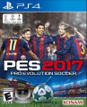 Game PS4_Winning Eleven (PES) 2017