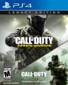 Đĩa PS4 - Call of Duty:Infinite Warfare Legacy Edition