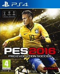 Game PS4 Winning Eleven (PES) 2016