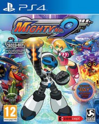Đĩa PS4 - Mighty No.9