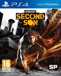 Đĩa PS4 - inFAMOUS Second Son