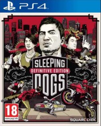 Đĩa PS4 - Sleeping Dogs Definitive Edition