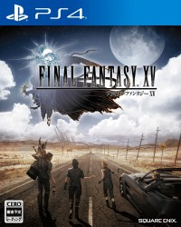 Đĩa PS4 - Final Fantasy XV